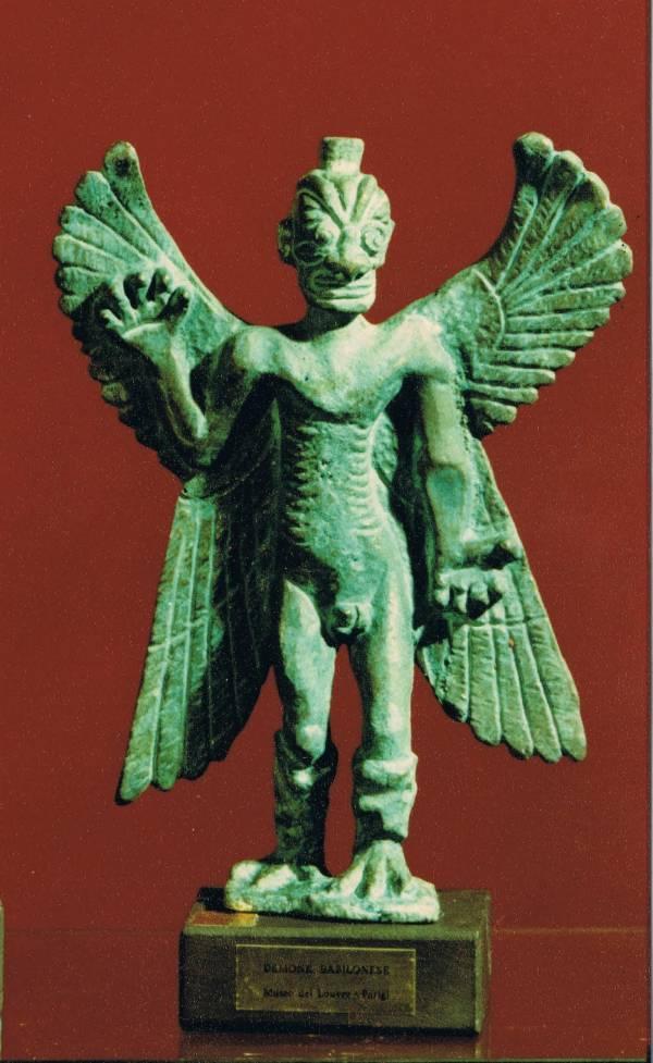 Demone babilonese IZUZU