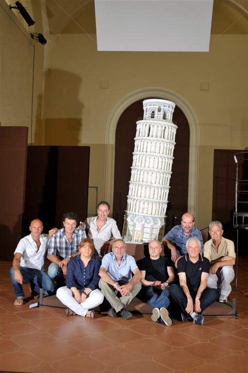 la più grande opera d'arte in alabastro al mondo