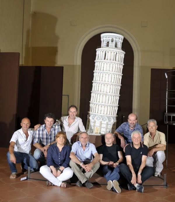 Gli Artigiani che hanno costruito la Torre